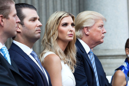 Trump, oğlunu savundu: Açık, şeffaf ve masum