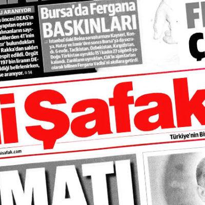 Almanya'dan Yenişafak'a yalanlama: Haber tamamen uydurmadır