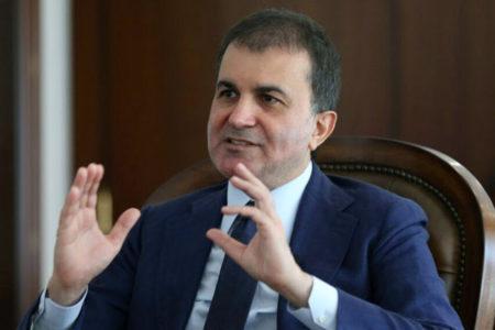 Bakan Çelik: Türkiye yabancı gazeteciler için güvenli bir ülkedir