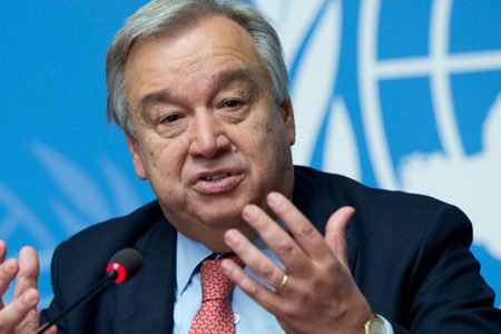 BM genel sekreteri: İnsan haklarını yok saymak hastalık gibi yayıldı