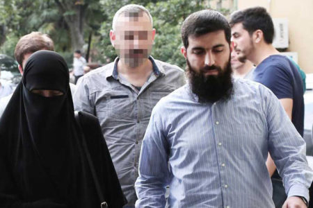 Ebu Hanzala dördüncü kez tutuklandı