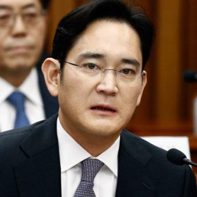 Samsung Yönetim Kurulu Başkan Yardımcısı'na hapis