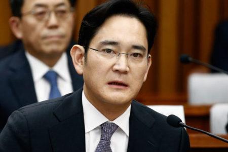 Samsung'un veliahtı yolsuzluk soruşturmasında tutuklandı