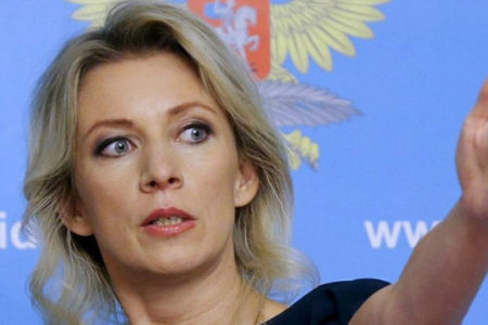Rusya Dışişleri Bakanlığı Sözcüsü Mariya Zaharova af diledi