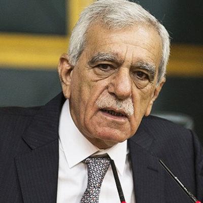 Ahmet Türk: 'Evet' demek Kürtlere karşı işlenen zulme evet demektir