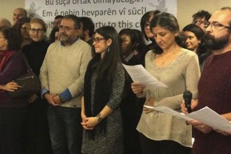 Çoğu barış bildirisine imza atan 330 akademisyen ihraç edildi