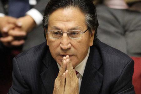 Peru eski Devlet Başkanı için yolsuzluktan tutuklama emri
