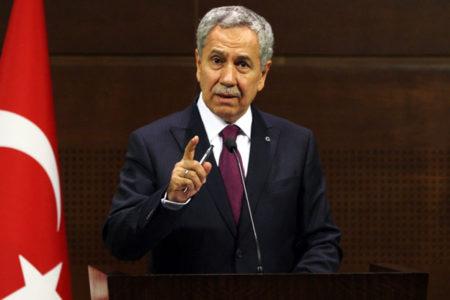Arınç'tan Berberoğlu açıklaması: Türk yargısına güvenmeye mecburuz