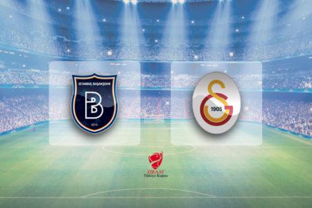 Galatasaray'ı 2-1 mağlup eden Medipol Başakşehir çeyrek finalde