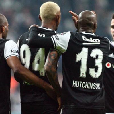 Beşiktaş Yunanistan deplasmanında