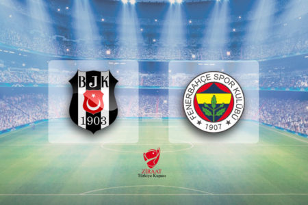 Gerilim dolu maç Fenerbahçe'nin: Beşiktaş 0-1 Fenerbahçe
