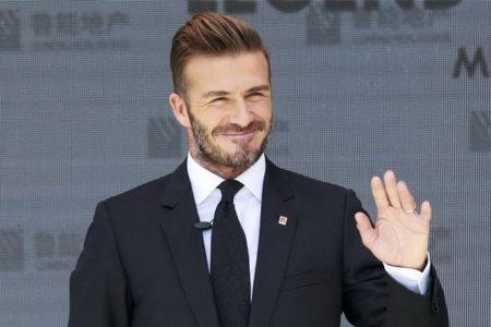 David Beckham'dan BM'nin yardım programına: Paramı oraya dökmek istemiyorum
