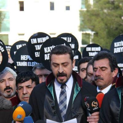 'Tahir Elçi'nin katilleri nerede?'
