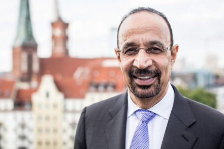 Suudi bakandan Trump'ın enerji politikalarına destek