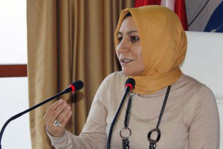 Elif Çakır: Erdoğan yargıçlara kefil olmaktan kaçınmalı