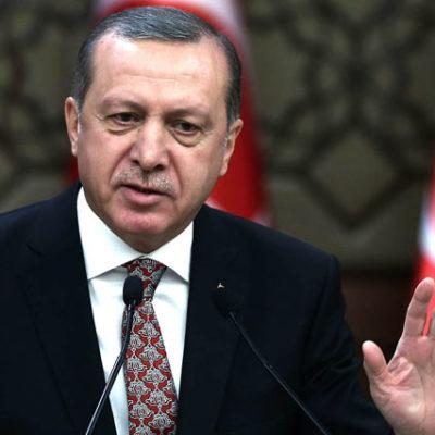 Erdoğan: Endişelerimizi 16 Mayıs'ta Başkan Trump'a ileteceğim