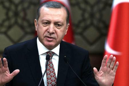 Erdoğan: Zalimlere karşı sesimizi yükselttiğimiz için birileri diktatör diyor. Varsın desinler