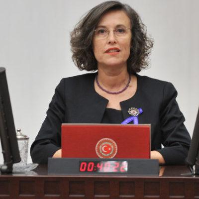 'Gündem sakin' denilerek Meclis'in kapatılmasına Kerestecioğlu'ndan tepki