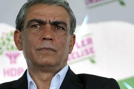 HDP'li İbrahim Ayhan serbest bırakıldı