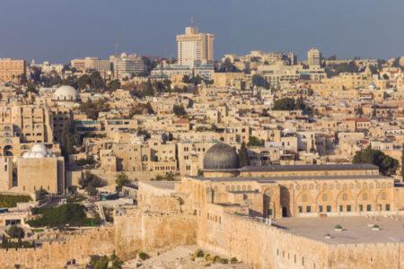 İsrail'de, hoparlörden ezan okunmasını yasaklayan tasarı olaylandı