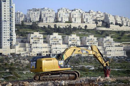 Filistin topraklarındaki yerleşim yerleri yasallaştı