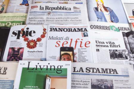İtalya'da yalan haberlere karşı kampanya başlatıldı