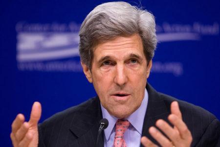 Kerry, Yale Üniversitesi'nde eğitim programını denetleyecek