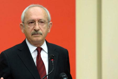 Kılıçdaroğlu: Meclis'ten neden çekilelim. Bizi oraya millet gönderdi