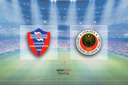 Tudor'suz Karabükspor sahasında 8. galibiyetini aldı