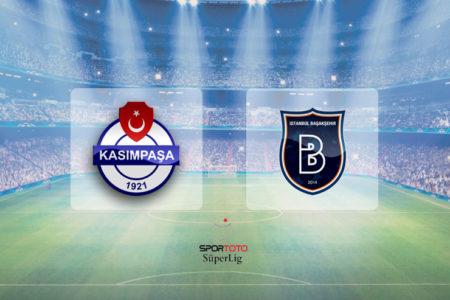 Başakşehir, liderlik için çıktığı maçta hezimete uğradı: Kasımpaşa 4-0 Medipol Başakşehir