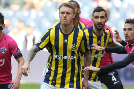 Fenerbahçe'de düşüş sürüyor: Fenerbahçe 0-0 Kasımpaşa