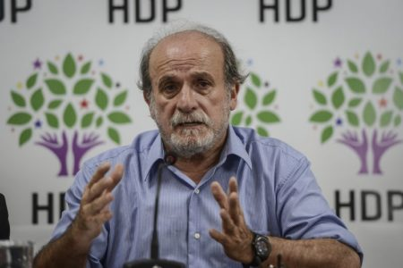 Kürkçü'den HDP'li seçmenden 'evet' oyu isteyen Erdoğan'a: Artık deniz bitti