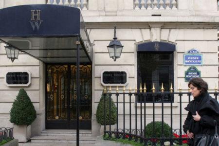El Kaide liderinin ailesinin Paris'te bulunan evine hırsız girdi