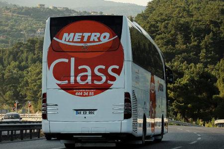 Metro Turizm 'evet' oyu verenleri ücretsiz taşıyacak