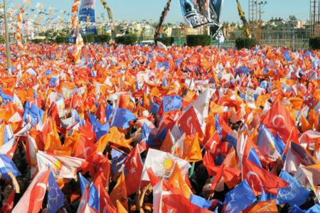 AKP seçmeninin yüzde 35'i 'evet' demiyor