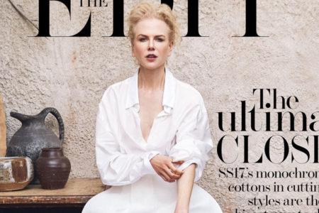 Nicole Kidman nişanlandığını açıkladı