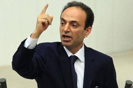 Osman Baydemir gözaltına alındı
