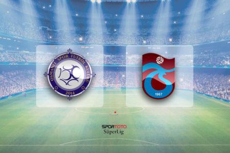 Trabzonspor kazanmaya devam ediyor: Osmanlıspor 0-1 Trabzonspor