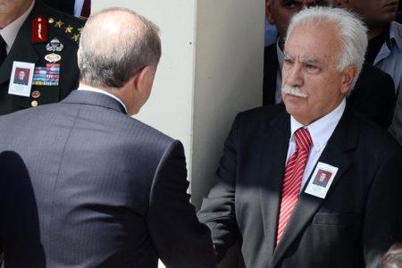 Doğu Perinçek CHP'yi eleştirdi: Savaş suçundan söz edildiği zaman, suçlanan Tayyip Erdoğan değil, Türkiye'dir
