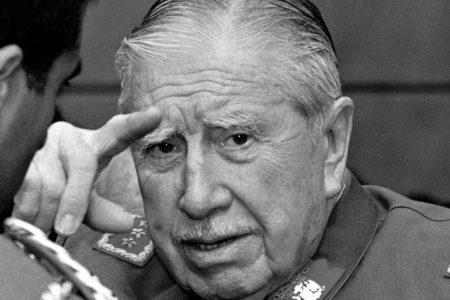 Pinochet karşıtı kampanyanın mimarı: Siz dünyanın ortasındasınız