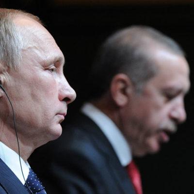 """""""Erdoğan Esad'ı koltuğundan etme hayalinden vazgeçti"""""""