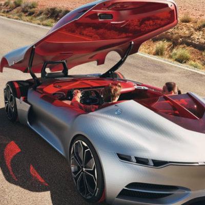 """Dünyanın en güzel konsept otomobili """"Trezor"""" oldu"""