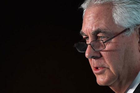 ABD'nin yeni Dışişleri Bakanı Rex Tillerson oldu