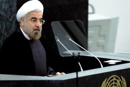 Ruhani: Teröristler, terörle mücadele ettiğini söyleyen Trump'ın saldırısını alkışlıyor