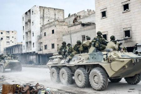 Rusya Savunma Bakanlığı'ndan, Suriye savaşına katılan askerlere 20 bin madalya