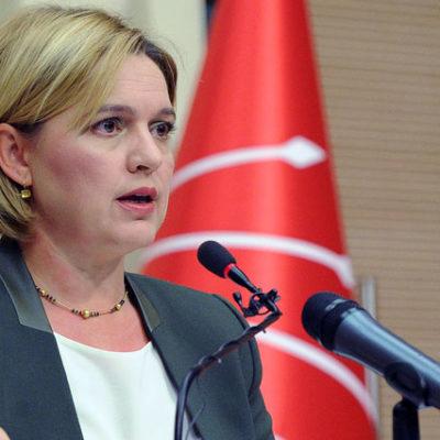 CHP Sözcüsü Selin Sayek Böke partideki görevlerinden istifa etti
