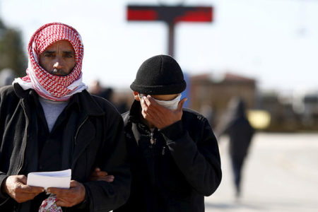 Her dört Suriyeli'den birisi ülkesini terk etti