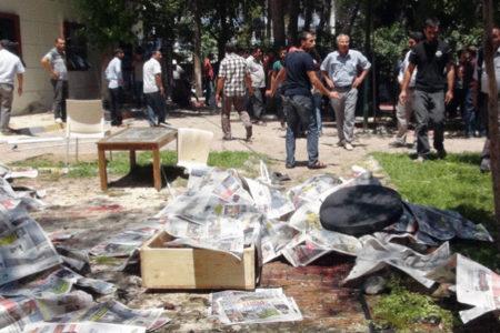 Suruç saldırısında gerekçeli karar: Emniyet müdürü canlı bombayı aramamış