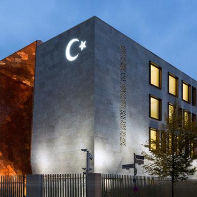'Almanya'daki Cemaatçilerin dosyası Alman müsteşara sunuldu' iddiası