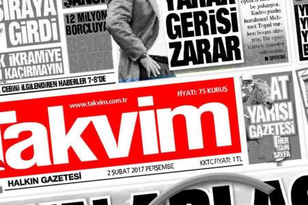 Takvim: Ertuğrul Kürkçü Fransa'ya kaçtı